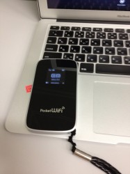 イーモバイルPocket WiFi LTE(GL01P)